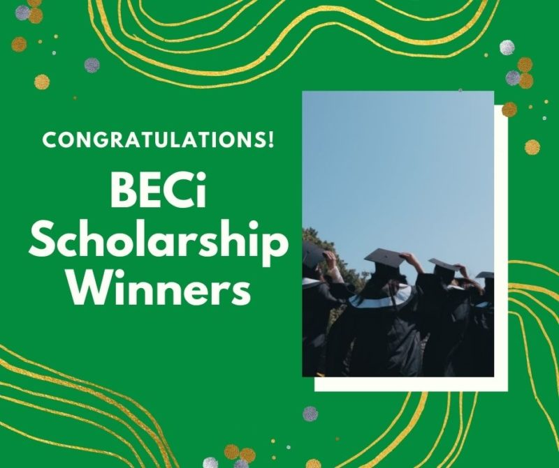 BECi Scholarship Winners