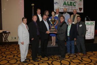 BECi wins safety award