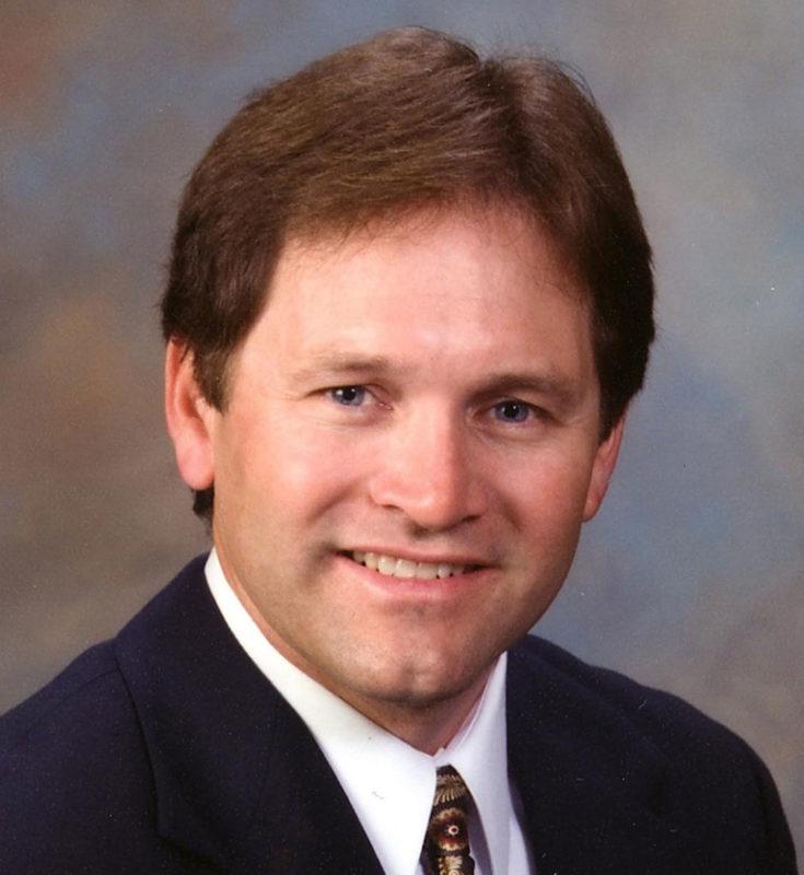 Kevin Aycock headshot