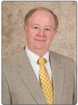 Ron Marshall headshot